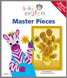Master Pieces Giant Board Book