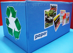 Recycle - Blue Box